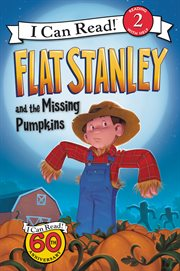 Flat Stanley and the missing pumpkins cover image