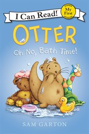 Oh No, Bath Time! cover image
