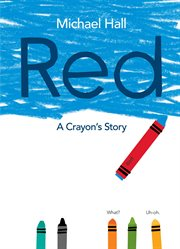 Red : a crayon's story cover image