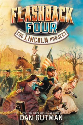 Cover image for The Lincoln Project