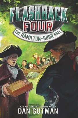 Cover image for Flashback Four #4: The Hamilton-Burr Duel