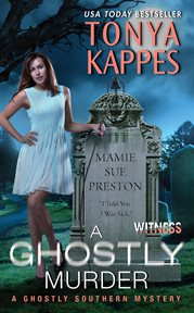 A ghostly murder cover image