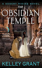 The Obsidian temple cover image