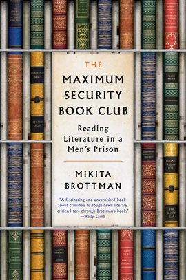 Maximum Security Book Club book cover
