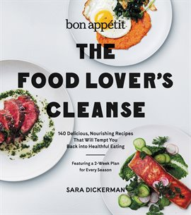 Cover image for Bon Appetit: The Food Lover's Cleanse