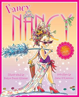 Cover image for Fancy Nancy