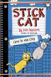 Cats in the city cover image
