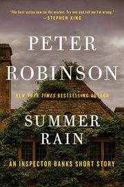 Summer rain : an Inspector Banks short story cover image