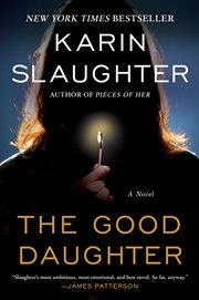 The good daughter : a novel cover image