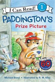 Paddington's prize picture cover image