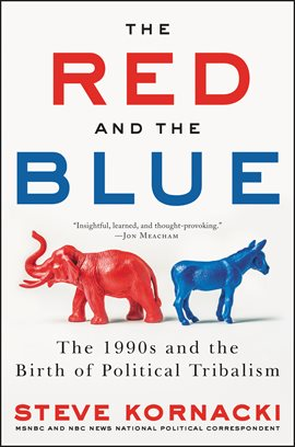 Cover image for The Red and the Blue