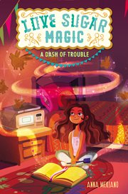 A dash of trouble cover image