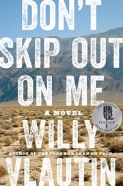 Don't skip out on me : a novel cover image