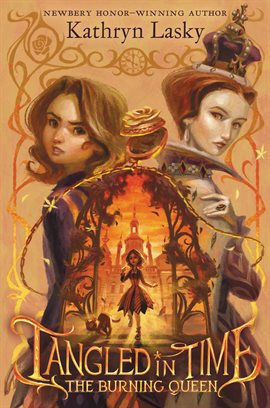 Cover image for Tangled in Time 2: The Burning Queen