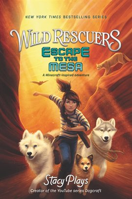 Cover image for Wild Rescuers: Escape to the Mesa