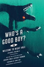 Who's a good boy? cover image