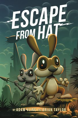 Cover image for Escape from Hat