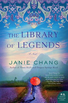 The Library of Legends - ebook