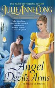 Angel in a devil's arms cover image