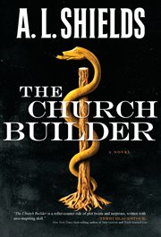 The church builder : a novel cover image