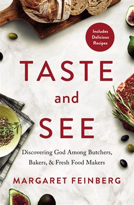 Cover image for Taste and See