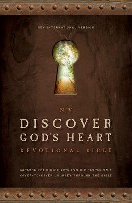 NIV: Discover God's Heart Devotional Bible — Kalamazoo