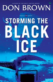 Storming the black ice cover image