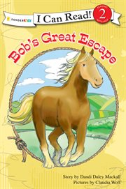 Bob's great escape cover image