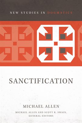 Cover image for Sanctification