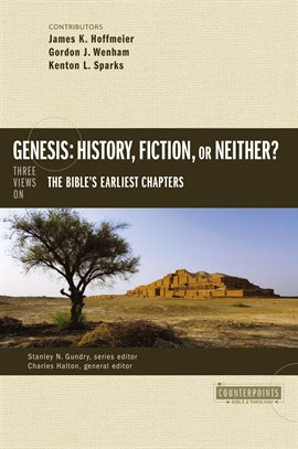 Cover image for Genesis: History, Fiction, or Neither?