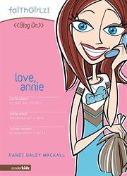 Love, annie cover image