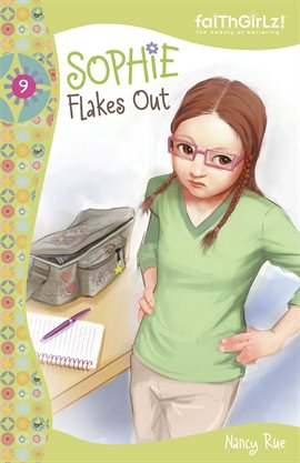 Cover image for Sophie Flakes Out