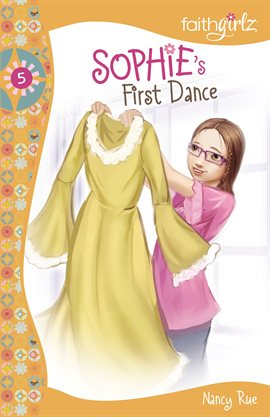 Cover image for Sophie's First Dance