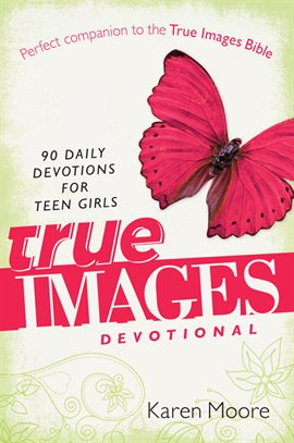 Cover image for True Images Devotional