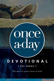 Once A-day Devotional {for Teens}