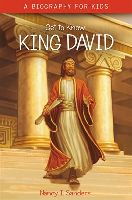 Cover image for King David