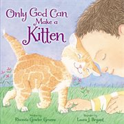 Only God can make a kitten cover image