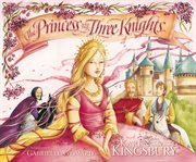 The princess and the three knights cover image