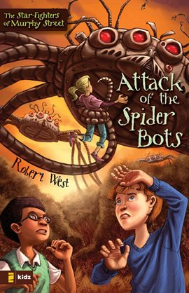 Cover image for Attack of the Spider Bots
