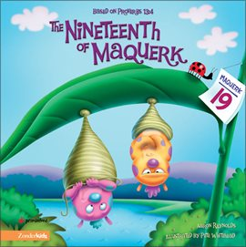 Cover image for The Nineteenth of Maquerk
