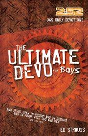 The Ultimate Devo For Boys