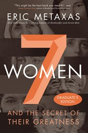 Seven women : and the secret of their greatness cover image