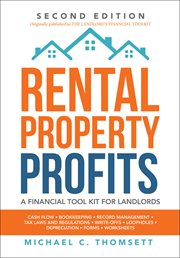 Rental property profits : a financial tool kit for landlords cover image
