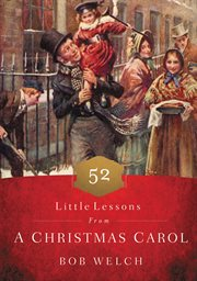 52 little lessons from a Christmas Carol cover image