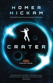 Crater : a helium-3 novel cover image