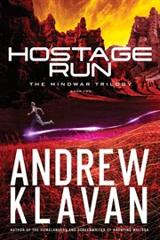 Hostage run cover image