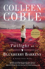 Twilight at blueberry barrens cover image