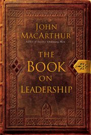 The book on leadership cover image