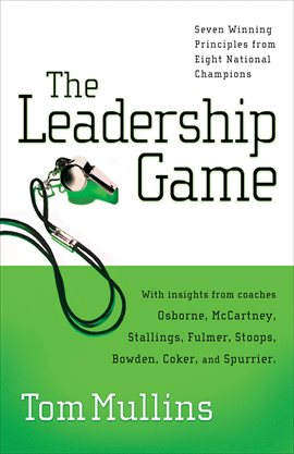Cover image for The Leadership Game