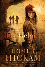 Red helmet cover image